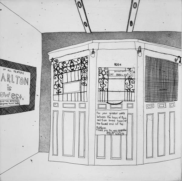 1. Token booth-Wall Street, IRT-Lexinton Ave .jpg