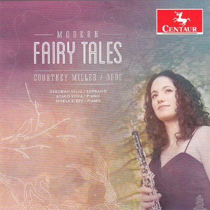 Four Personalities as performed by Courtney Miller is available through  Centaur Records