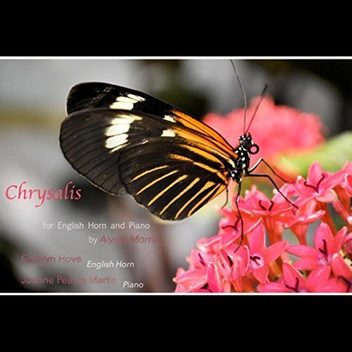 Chrysalis as performed by Carolyn Hove is available through the  Itunes Store
