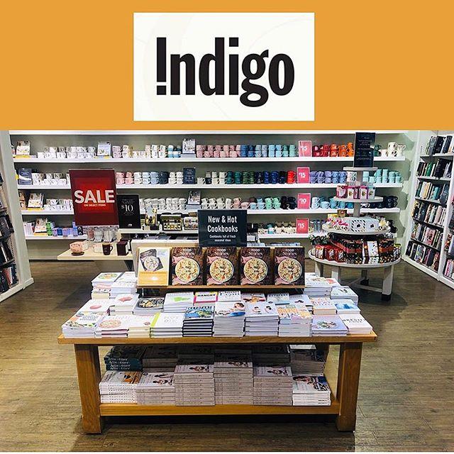 @foodstoriescookbook is now available @chaptersindigo 🍁 Amazing work everyone! #chaptersindigo #foodstories