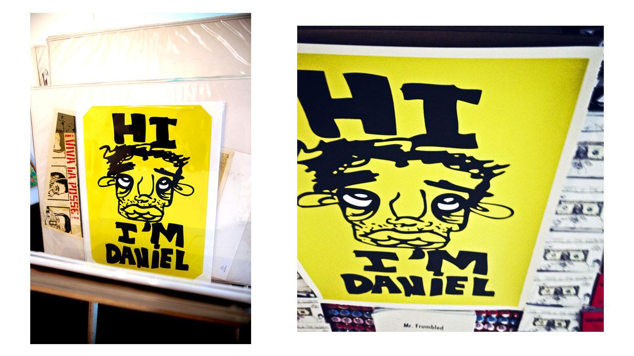 """""""Hi, I'm Daniel"""" (2012)"""