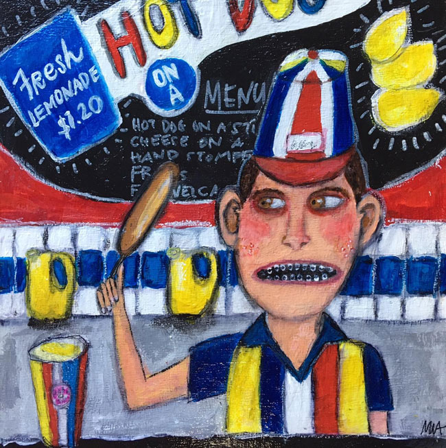 """Gainful Employment"" by Murphy Adams"