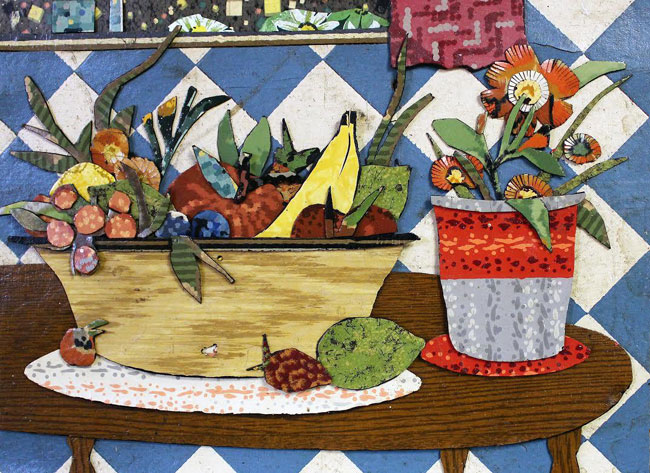 """""""Flowers and Fruits of Summer"""" by Bill Miller"""