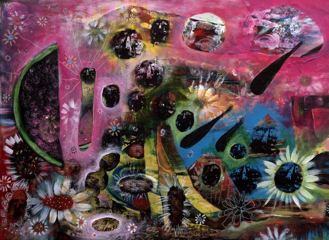 """Nectar of the Gods"" by Jesse Reno"