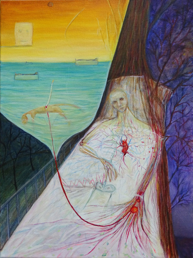 """Intravenous"" by Annabel Osberg"