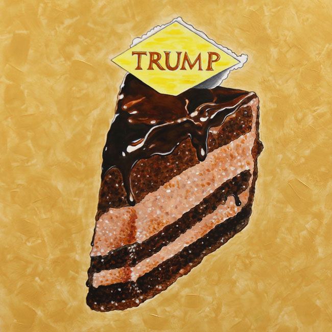 """""""Hate Cake"""" by Keith Dugas"""