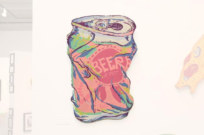 """""""Beer"""" by Jamie Polancic"""