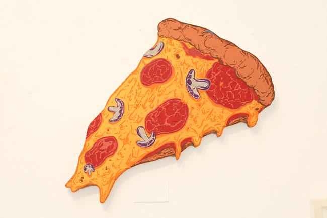"""Pizza"" by Jamie Polancic"