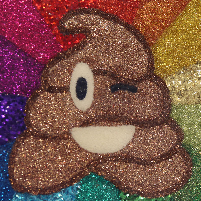 """""""Untitled (Glitter)"""" by Poojazzle"""