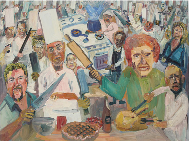 """Too Many Cooks In The Kitchen"" by John Kilduff"