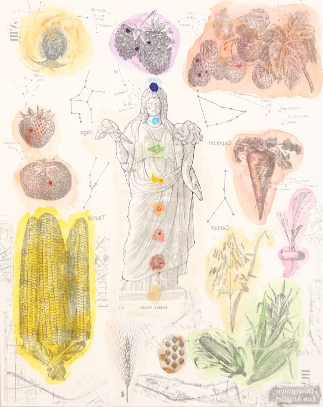 """""""Ceres- Goddess of Agriculture"""" by Lauren Over"""