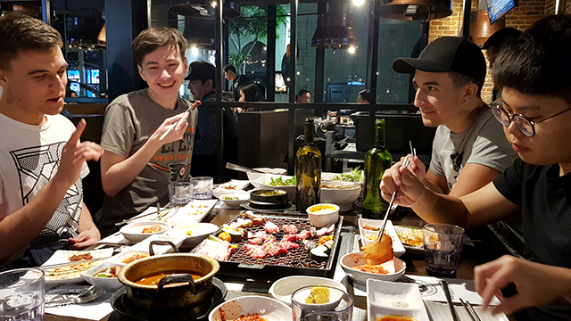 GRILLED: a KBBQ Q&A - Featuring Jake, Super, Verbo, and KariV