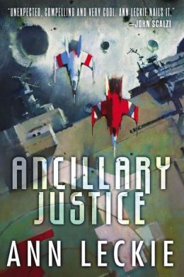 Ancillary Justice series  - Ann Leckie's fantastic sci-fi series explores identity and linguistics amid galactic intrigue