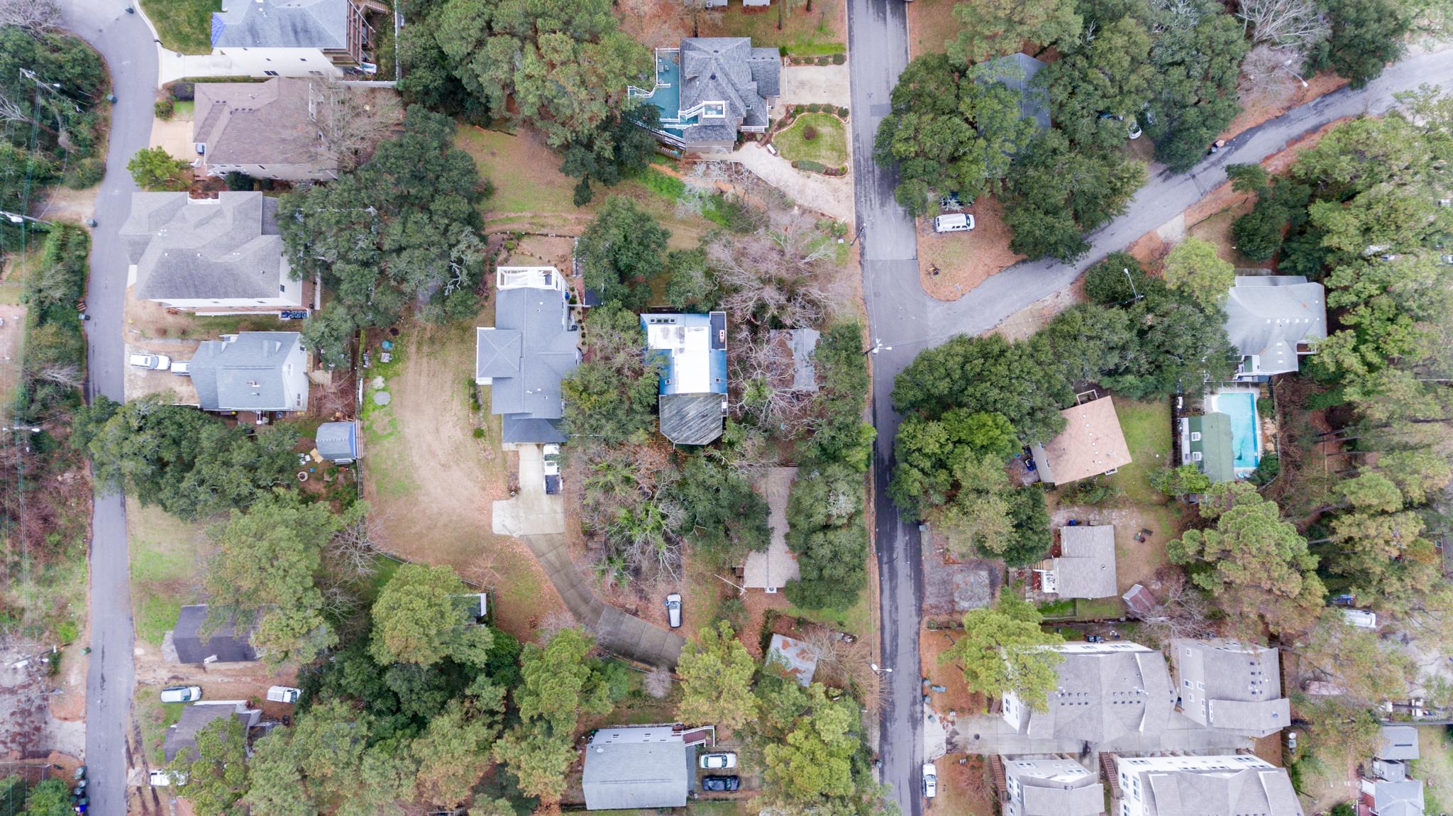 Virginia Beach Aerial Drone Photo