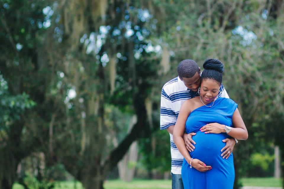 South Florida Pregnancy Shoot