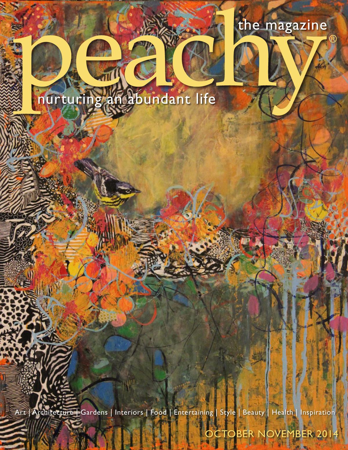 Peachy, Nov 2014