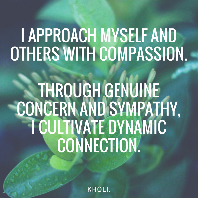 affirmation by carrie kholi