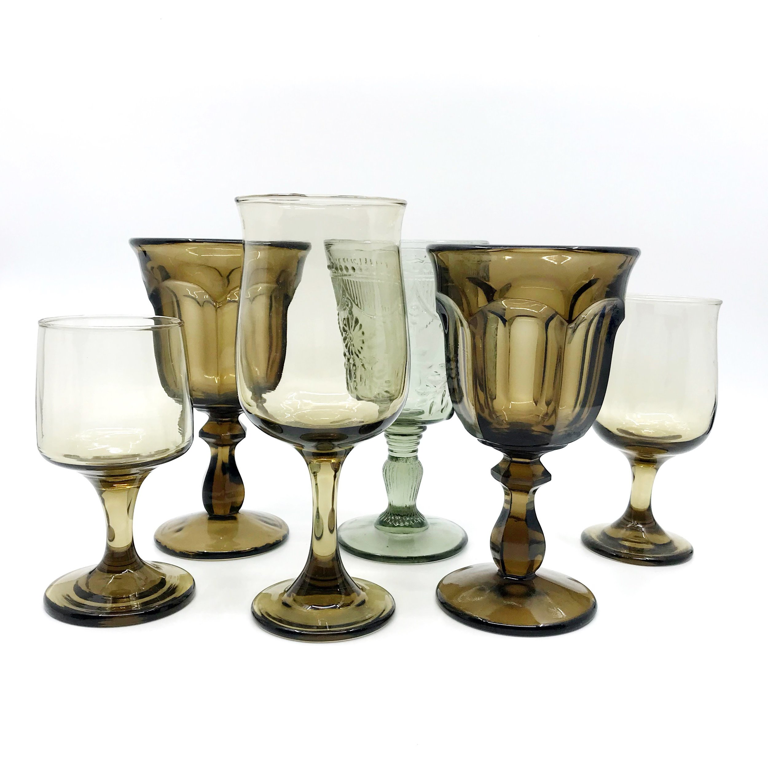 Smoke Glassware Collection