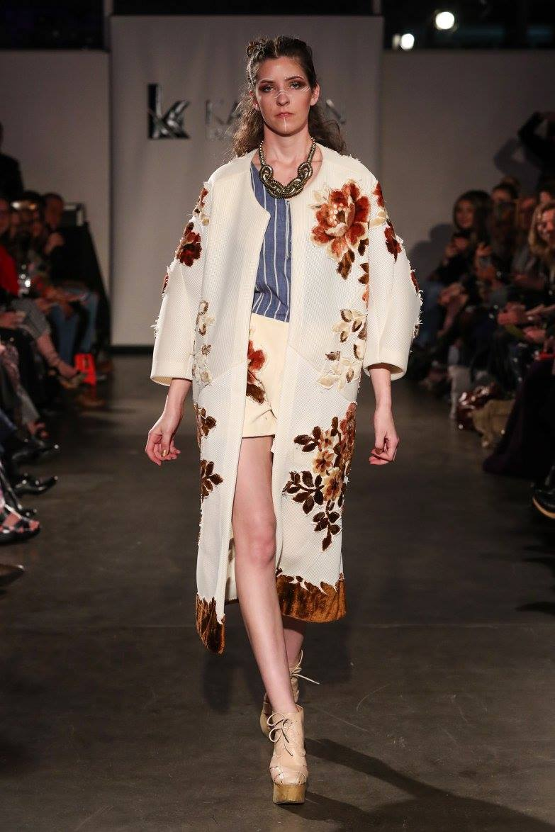 """""""We are thrilled to see just how far emerging designers can take sustainable fashion. Rags to Runway can inspire all of us to think differently about fashion..."""" - Andre Oosthuizen, Australian Red Cross"""