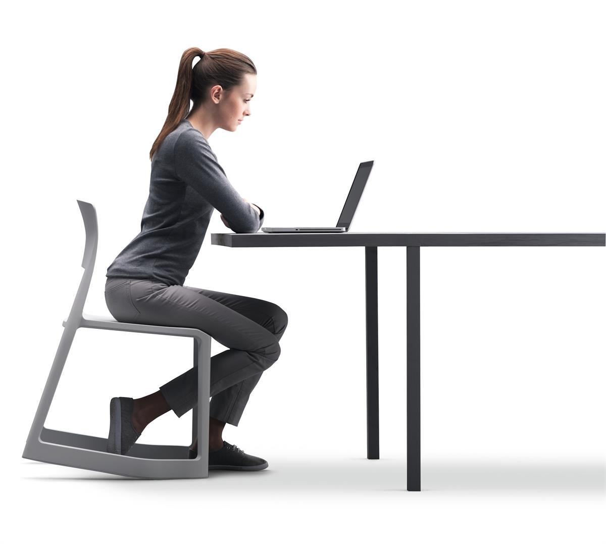 tip ton chair  for $345 assists with posture and provides your body movement while sitting