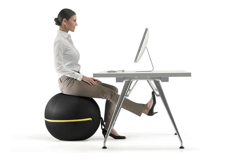 Technogym Wellness Ball – provided an Active Sitting experience$225 - so you get some exercise while sitting