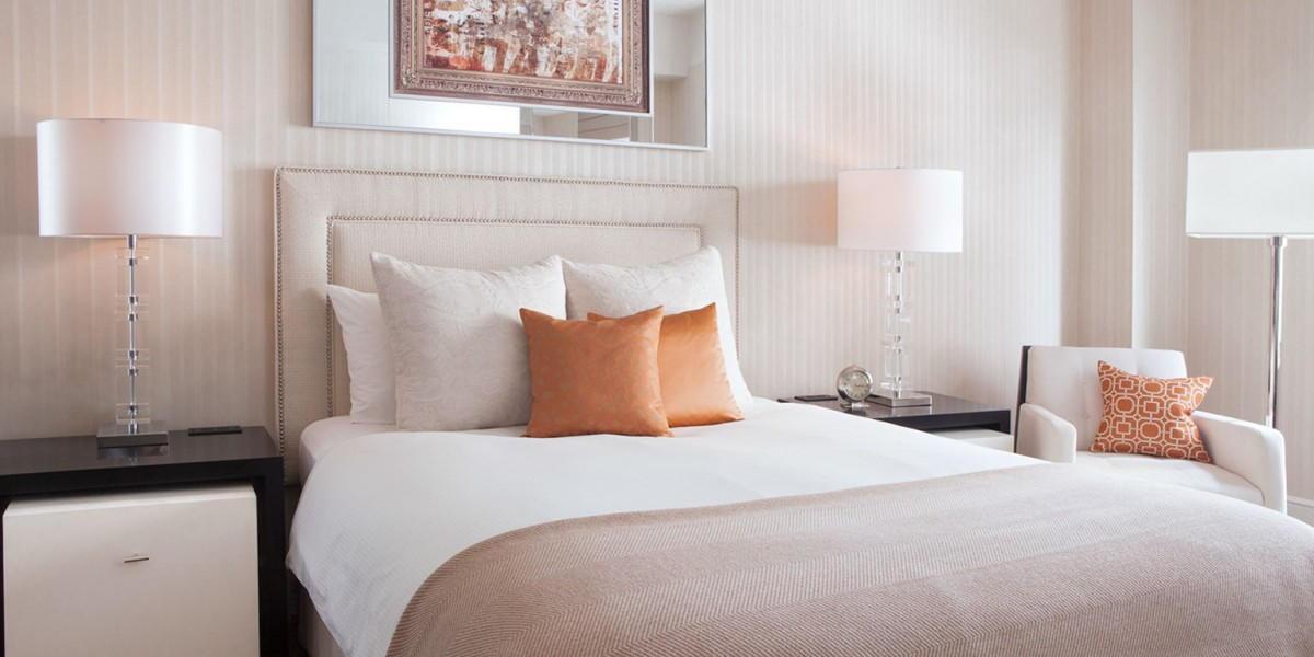 Benjamin Hotel Queen Room