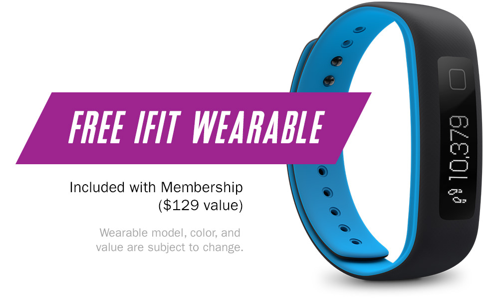 Get a free iFit Vueyour iFit Coach purchase.