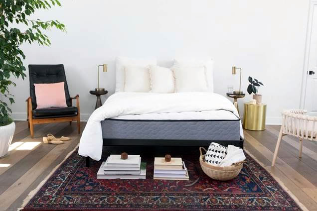 Bedaga is a luxury hybrid mattress that uses the latest innovative materials.