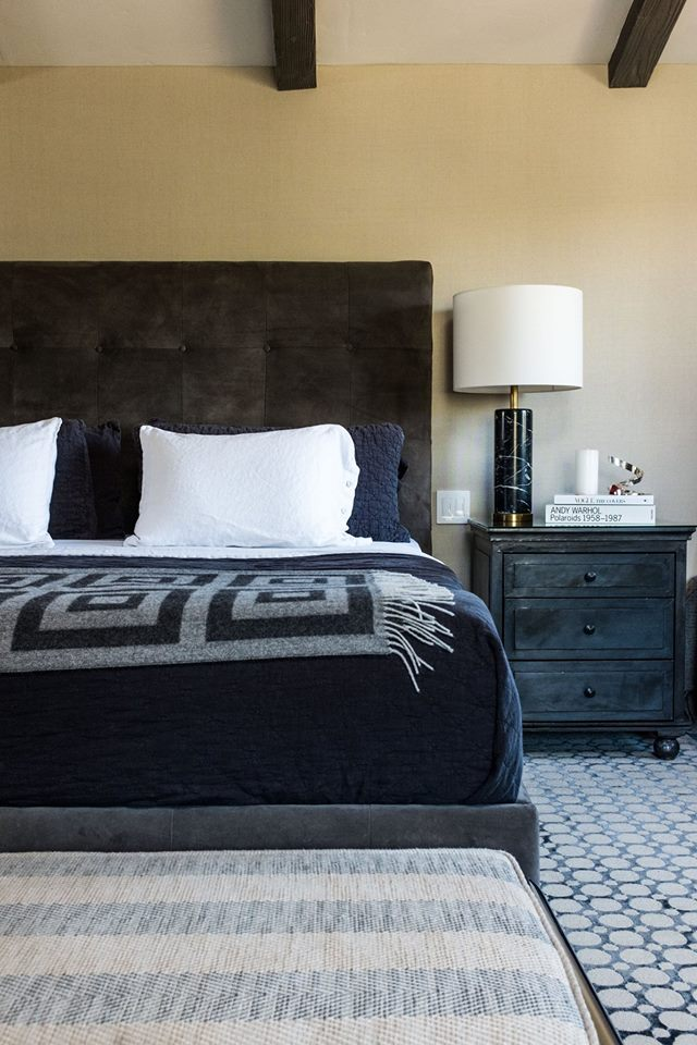 """The Bedaga mattress looks awesome on a platform bed with its 12"""" high profile."""