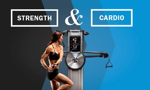 Cardio workout & Build Strength at Same Time