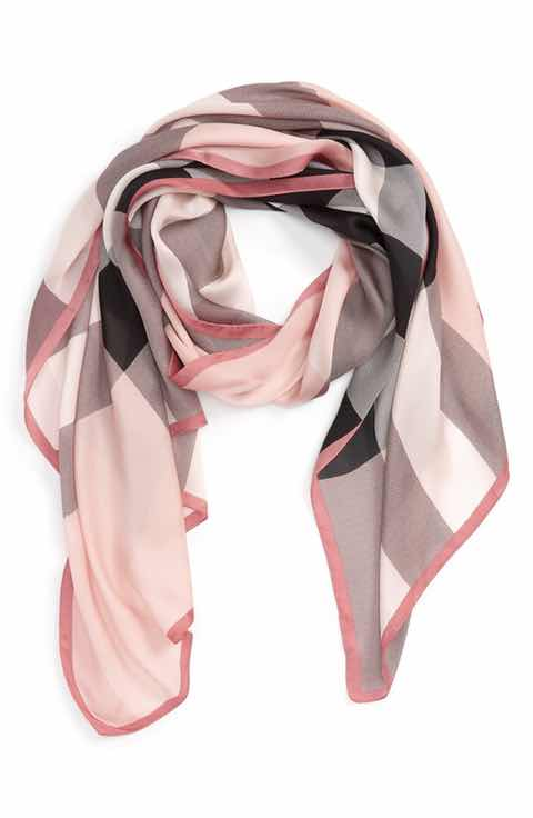 Beautiful Pink Scarf lightweight for spring $450