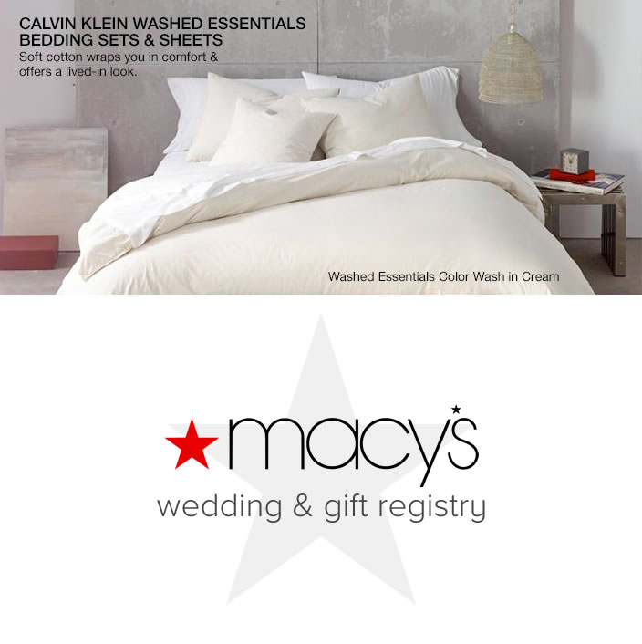 You can add bedding and a mattress to your wedding registry for free and you can add a mattress and bedding like pillows, sheets and blankets.