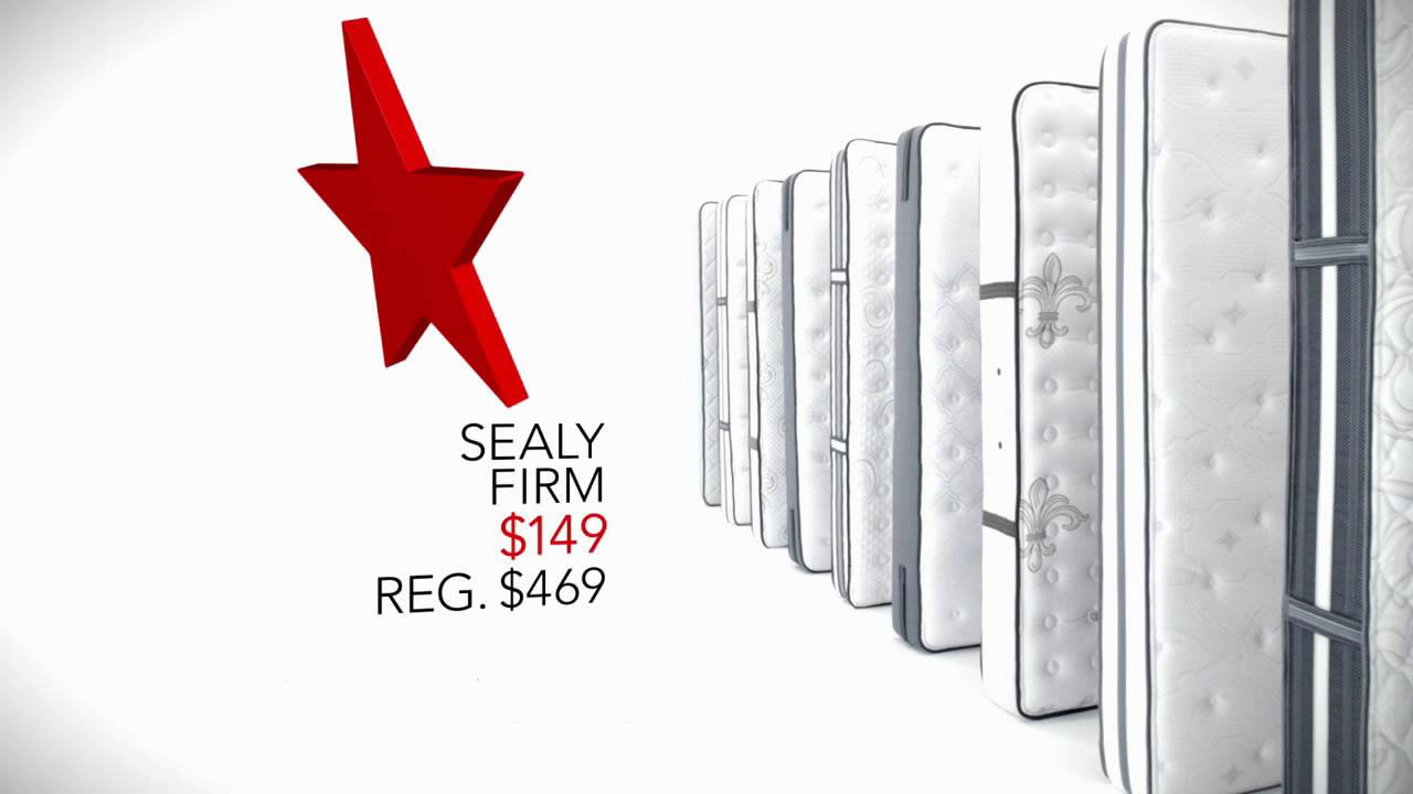 You can find good deals on a mattress at Macy's during their Sale Events