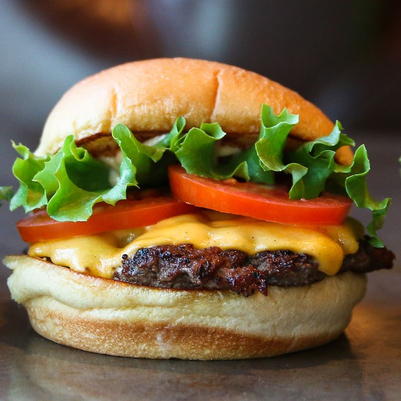 NOT AS HARD AS IT LOOKS . THE SHAKE SHACK GUYS ADAPTED RECIPES FOR YOU TO MAKE