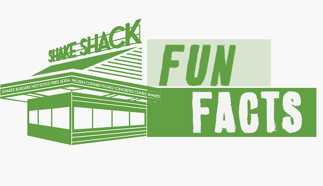 shack shack fun facts - things  to know
