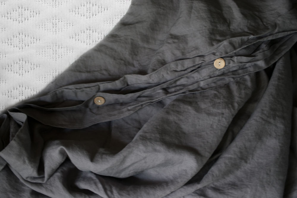 100% FRENCH LINEN by Primary -