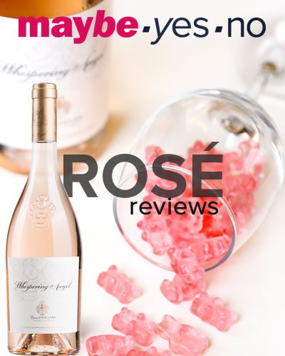 Rosé  Wednesdays from Maybe.Yes.No reviews, food pairings, recipes & winemaker stories