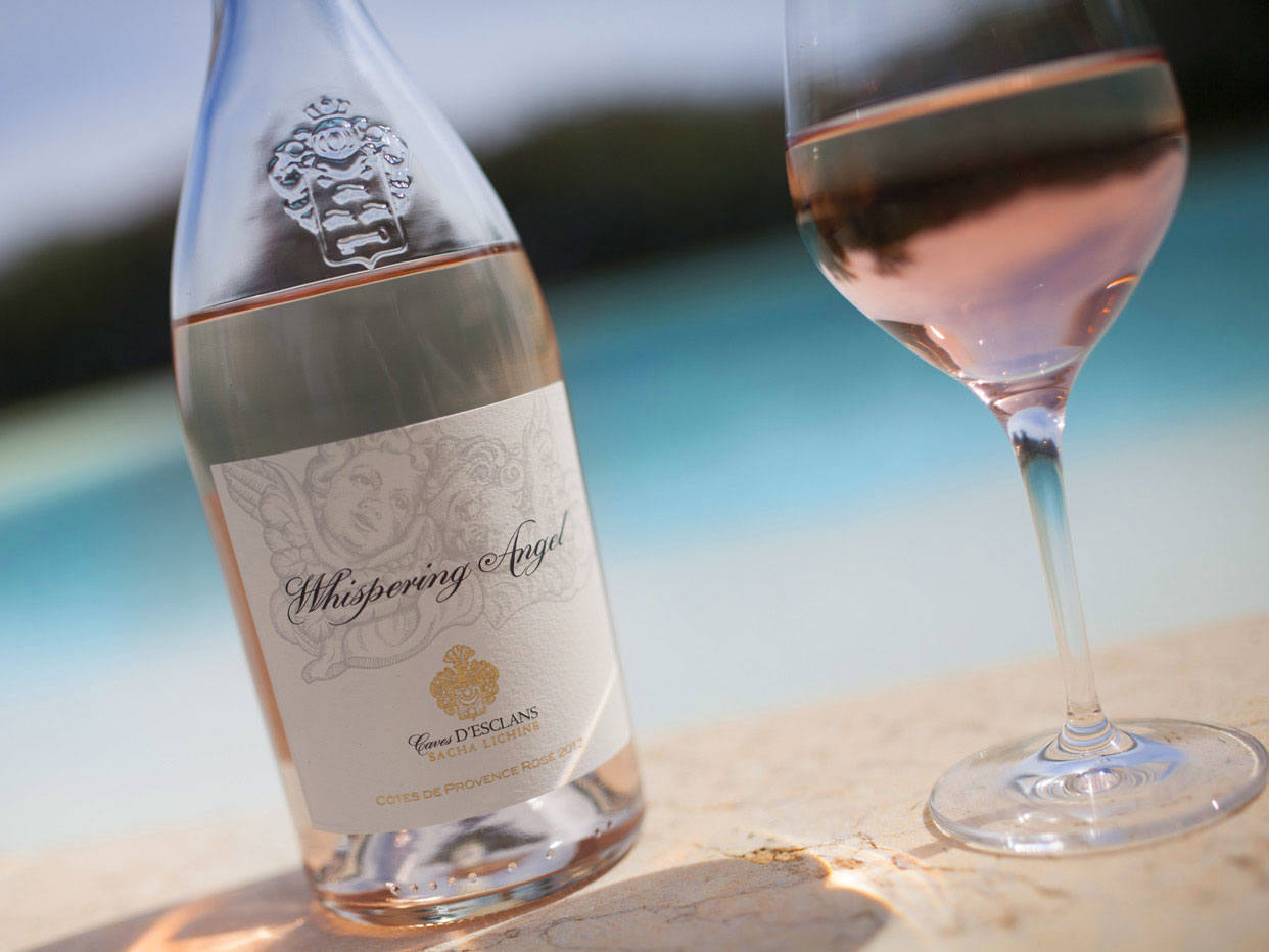 WHISPERING ANGEL ROSÉ IS LEADING THE WAY IN ROSÉ WINES - SHOP HERE