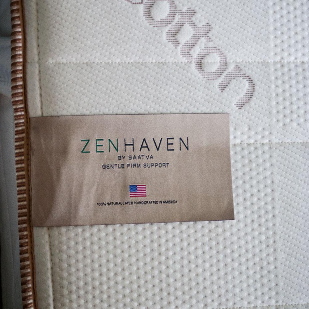 ZENHAVEN  IS AMERICAN 100% MADE