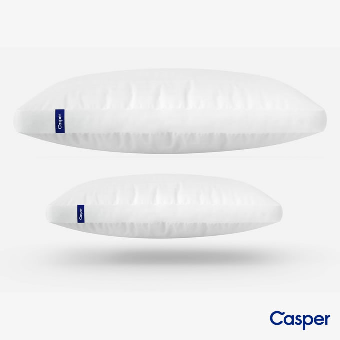 CASPER PILLOWS  NOW AVAILABLE AT TARGET