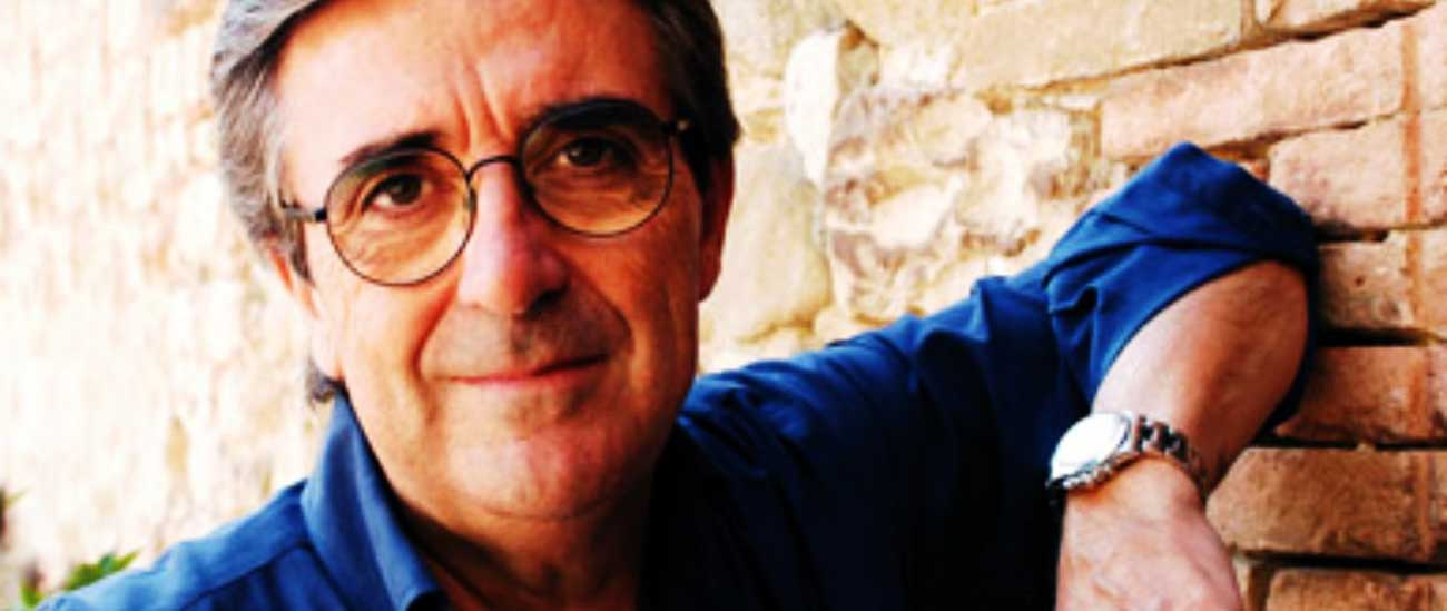 """RICCARDO COTARELLA  IS CALLED THE """"WIZARD"""" OF WINE MAKING ESPECIALLY WITH ANCIENT VINES SUCH AS MELNICK"""