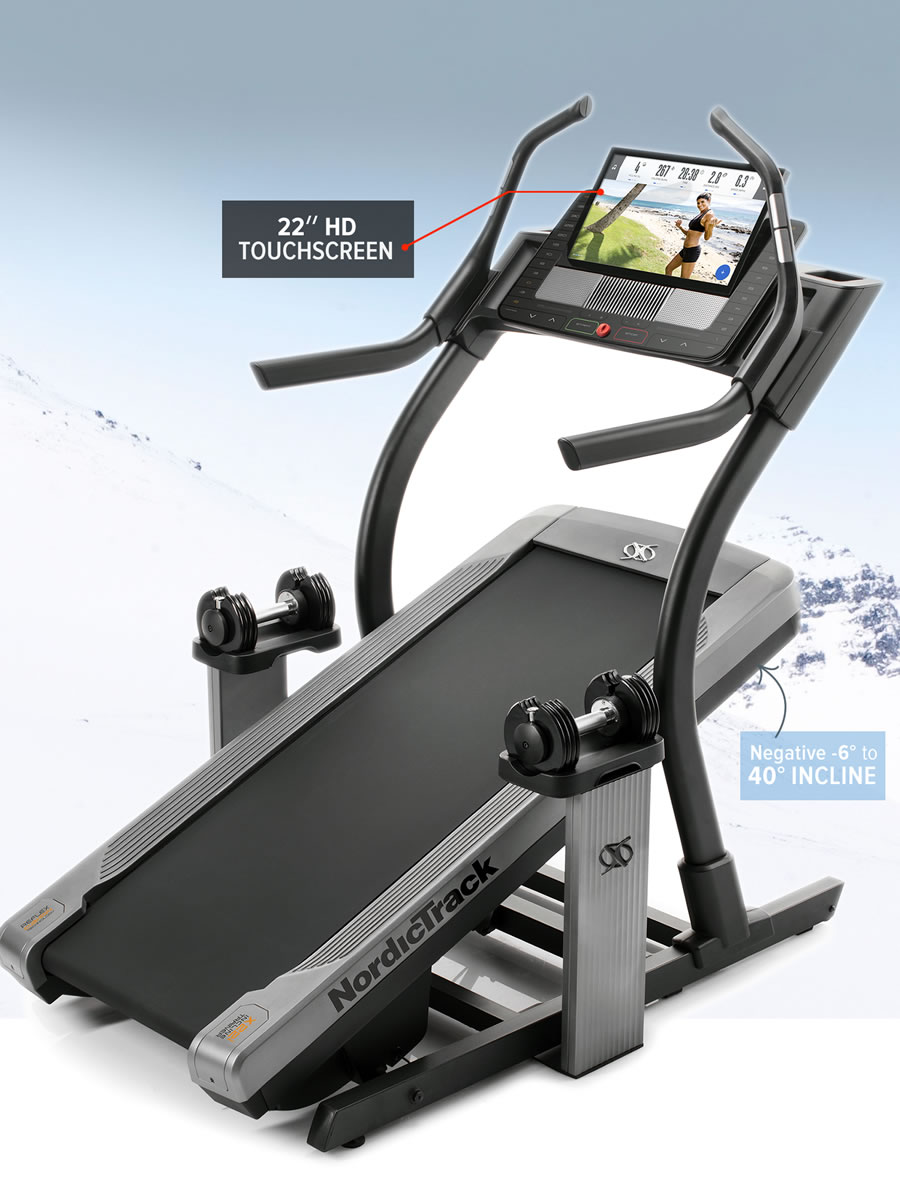 X22i Incline | Lets Go - CLICK HERE to see it in Action