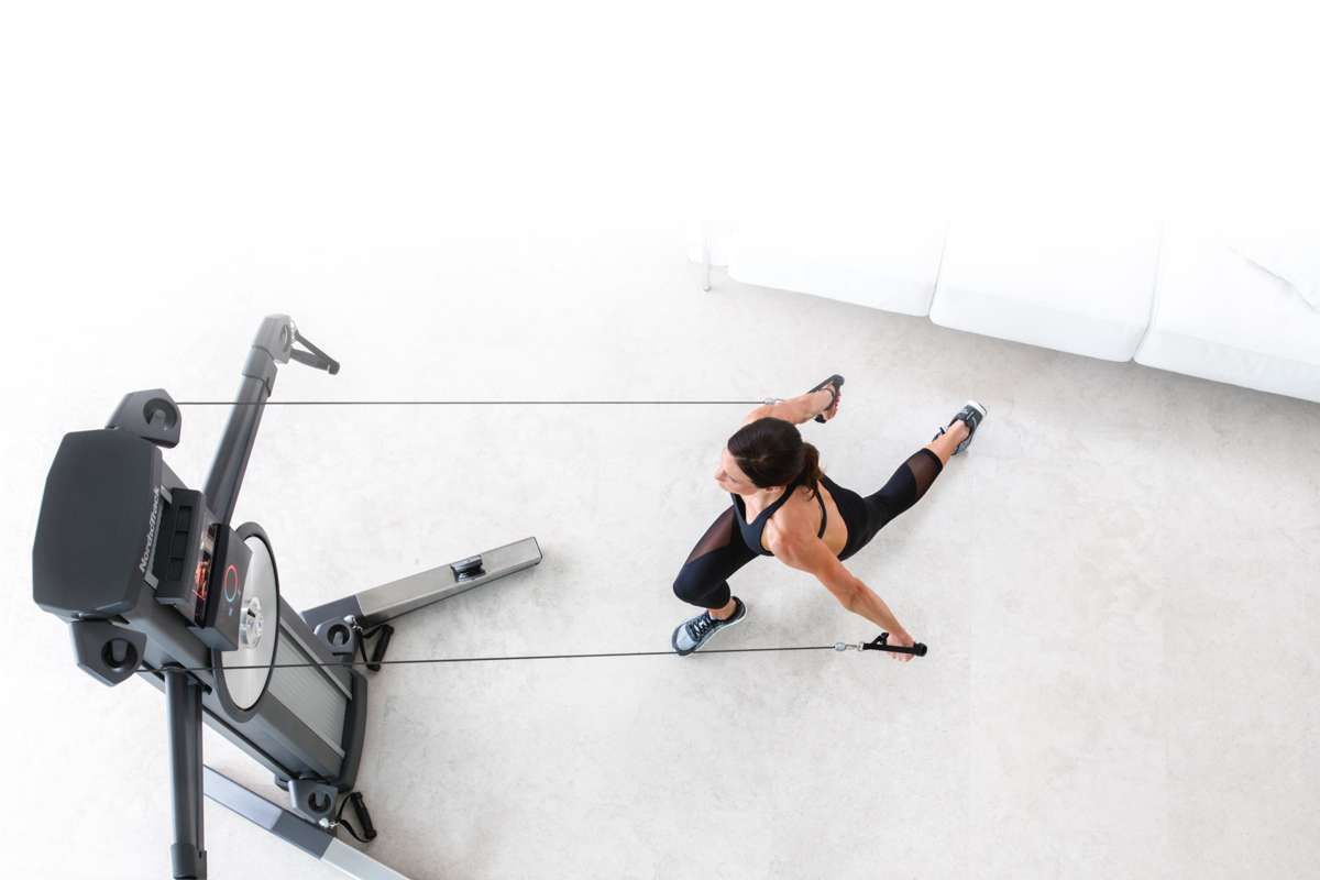 - THE FUSION CST DESIGN OFFERS MORE CARDIO, MORE MOVEMENT