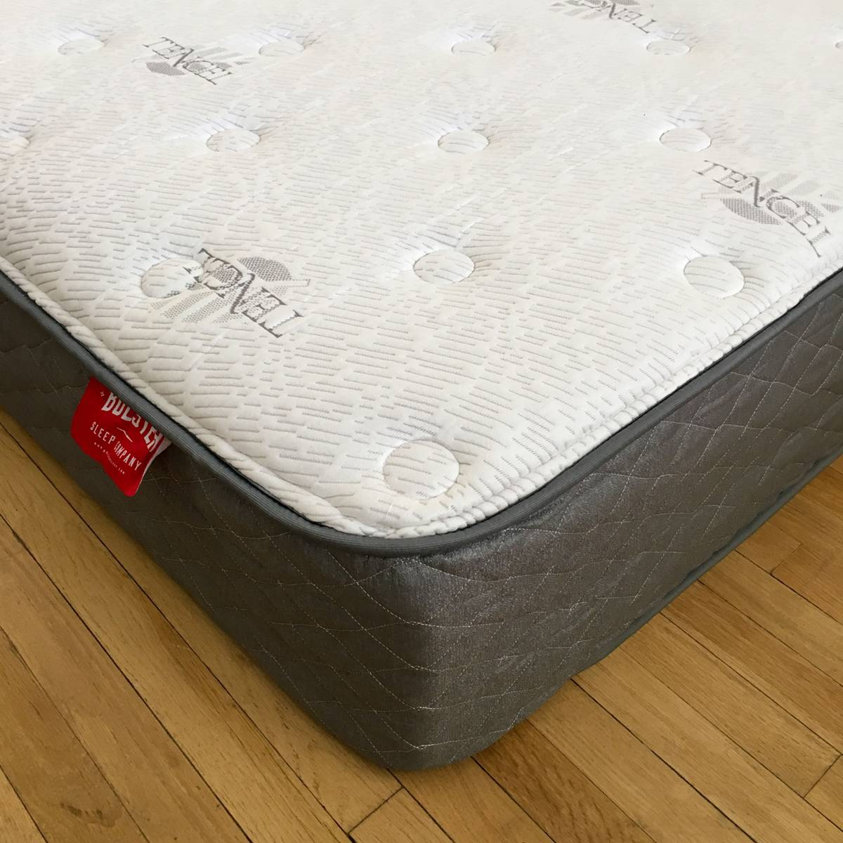 THE BOLSTER SLEEP MATTRESS  IS WELL CONSTRUCTED & 100% MADE IN THE USA