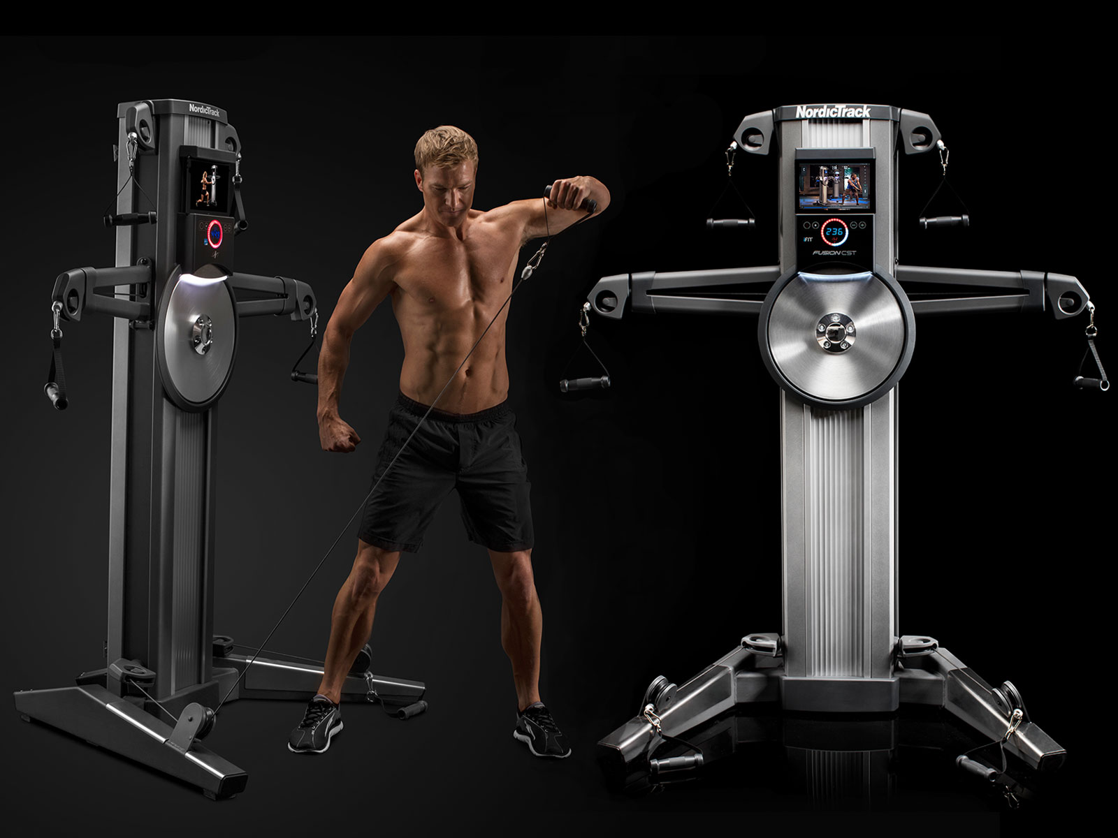 The Fusion CST  is a Hiit exercise machine — Users feedback to use is they love it.