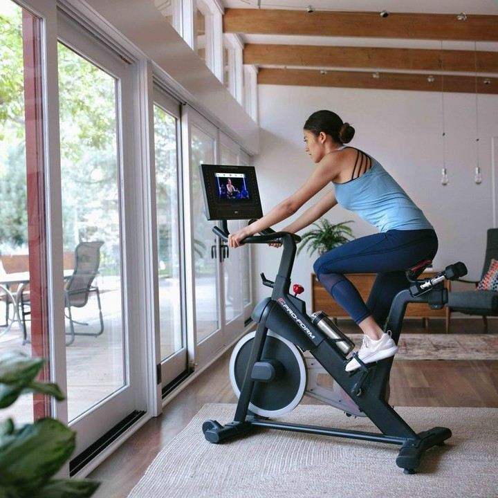 Ride at Home on the Proform Studio Bike by iFit