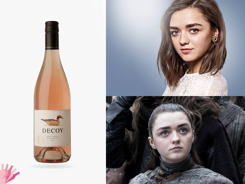 Decoy Rosé -
