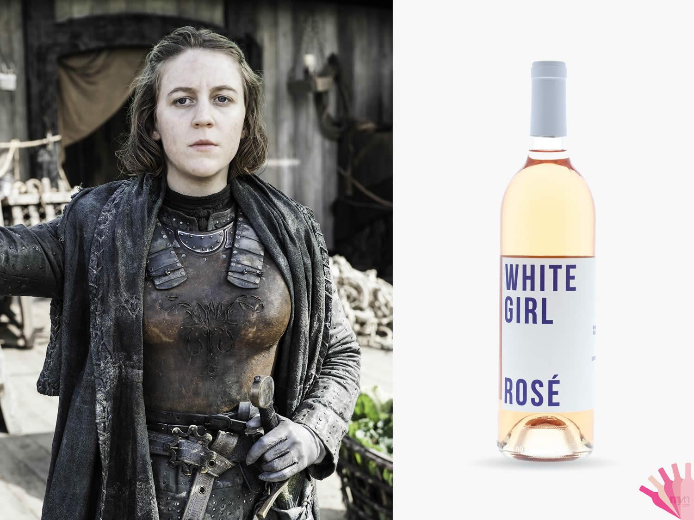 White Girl Rosé -