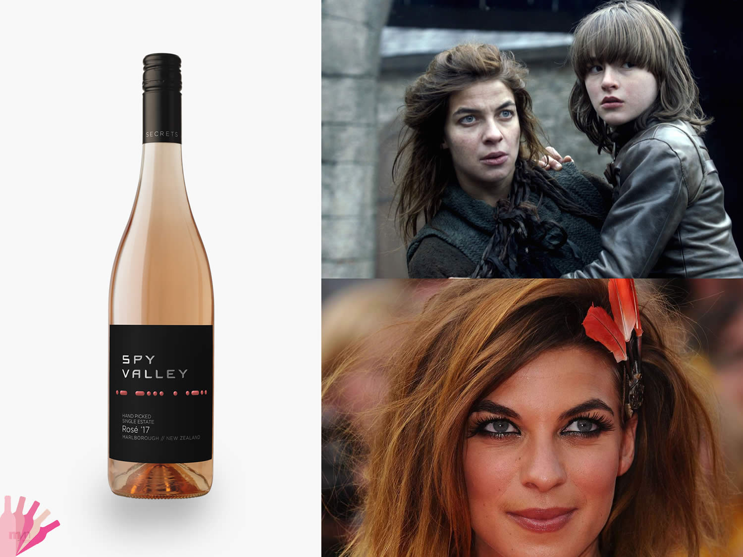 Spy Valley Rosé -