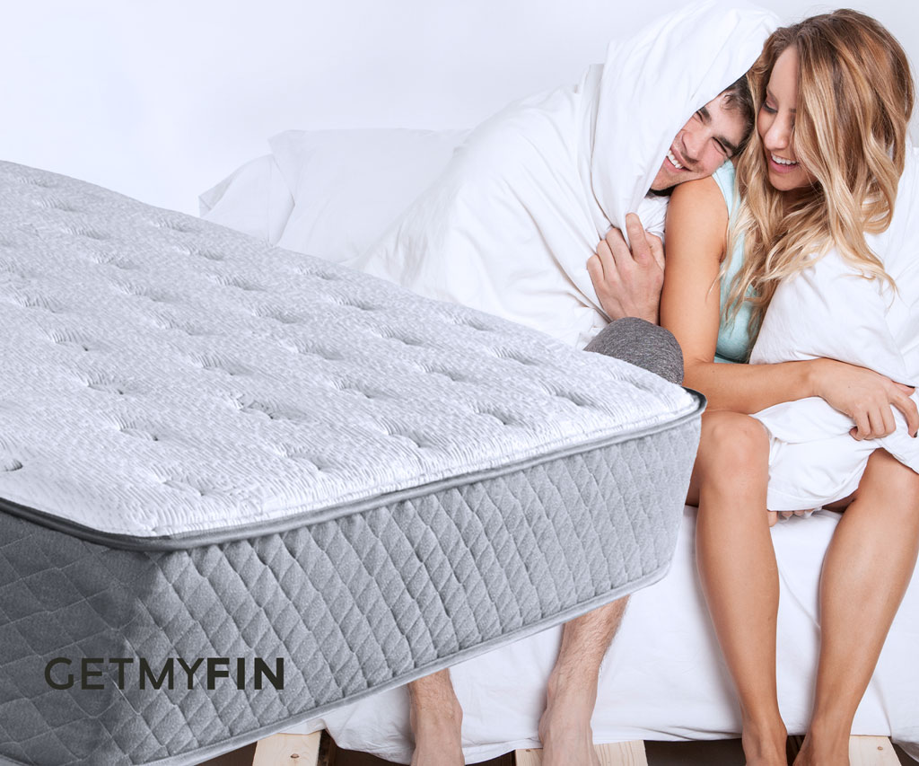 FIN14 Mattress  Just the right balance of hugs, bounce, coolness, support & feel for an awesome sleep